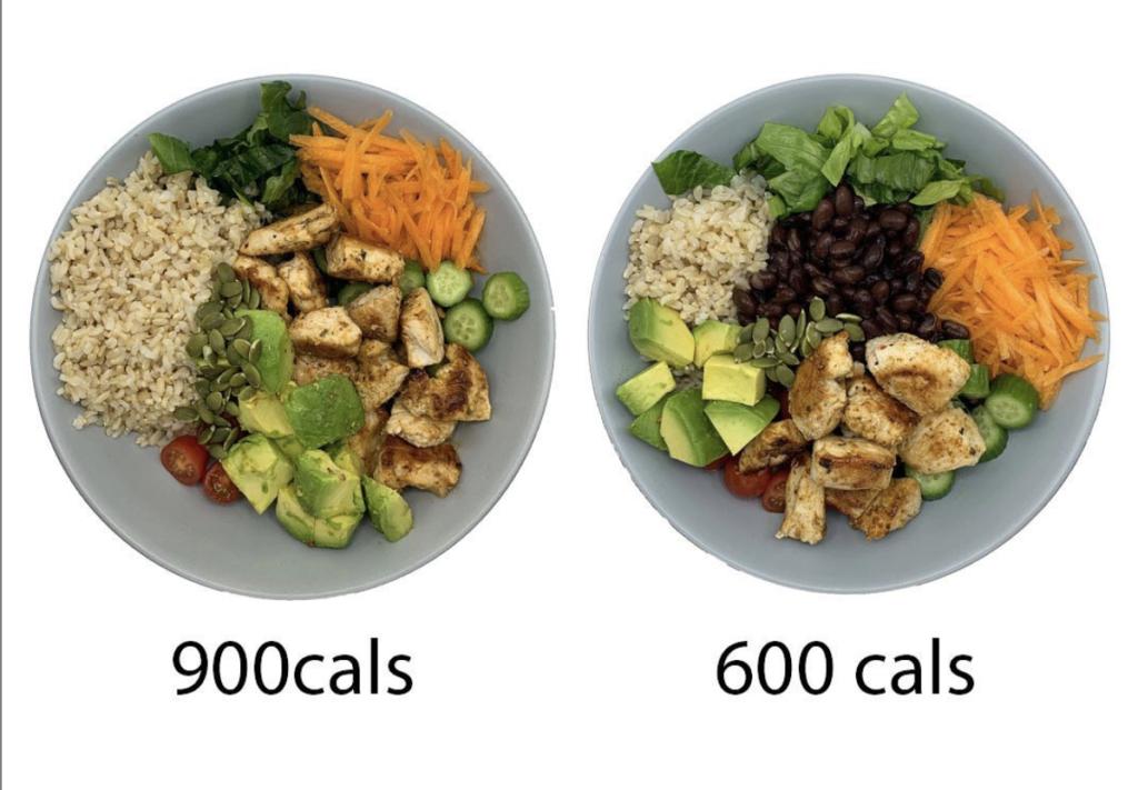 dieta 600 calorii