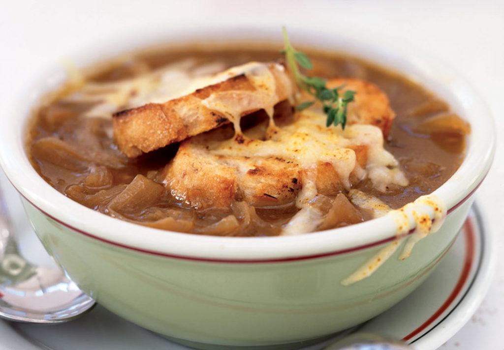 tratament comun cu supă de ceapă
